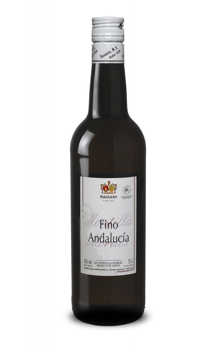 Bodegas Navarro: Fino Andalucía 75cl