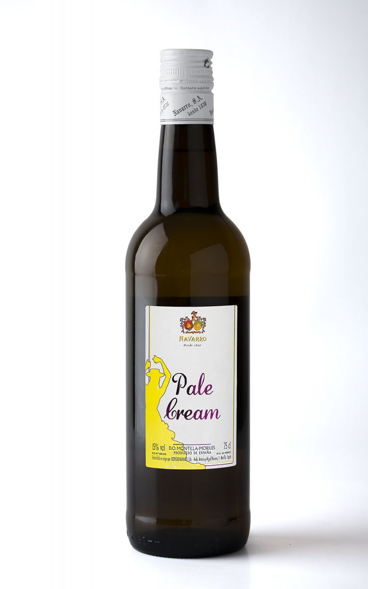 Bodegas Navarro: Pale Cream