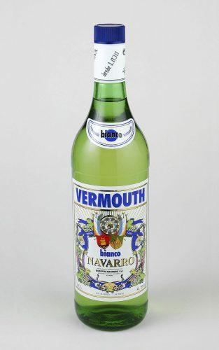 Bodegas Navarro Vermouth Blanco, White