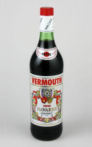 Bodegas Navarro Vermouth Rojo, Red, Rosso