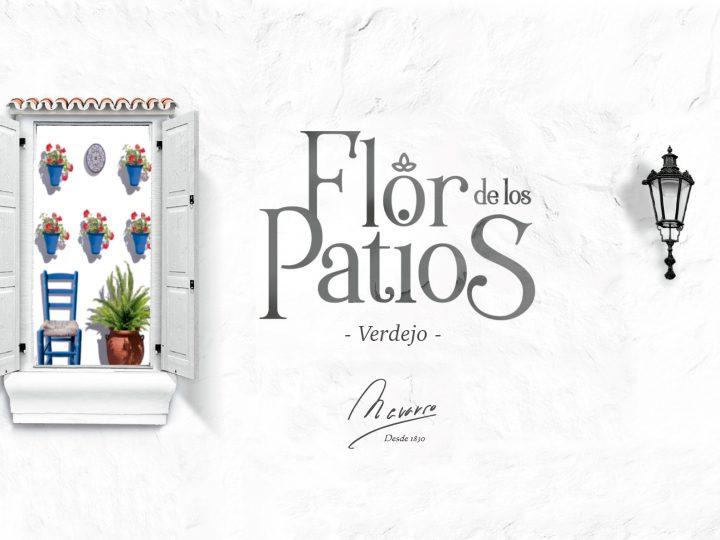 Bodegas Navarro rinde tributo a la primavera andaluza con su nuevo vino joven Verdejo 'Flor de los Patios'